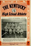 The Kentucky High School Athlete, September 1954
