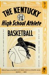 The Kentucky High School Athlete, March 1955