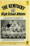 The Kentucky High School Athlete, May 1955