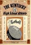 The Kentucky High School Athlete, October 1955