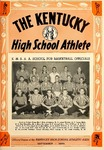 The Kentucky High School Athlete, September 1955
