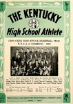 The Kentucky High School Athlete, April 1956