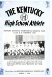 The Kentucky High School Athlete, August 1956