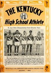 The Kentucky High School Athlete, January 1956