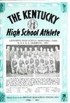 The Kentucky High School Athlete, April 1957