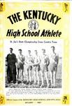 The Kentucky High School Athlete, January 1957