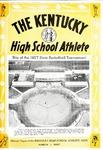 The Kentucky High School Athlete, March 1957