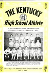 The Kentucky High School Athlete, May 1957