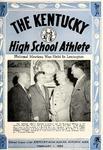 The Kentucky High School Athlete, February 1958