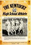 The Kentucky High School Athlete, January 1958