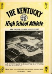 The Kentucky High School Athlete, November 1958