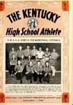 The Kentucky High School Athlete, September 1958