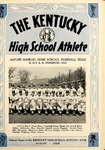 The Kentucky High School Athlete, August 1959