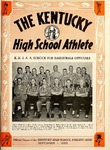 The Kentucky High School Athlete, September 1959