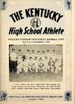 The Kentucky High School Athlete, August 1960