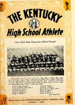 The Kentucky High School Athlete, January 1960