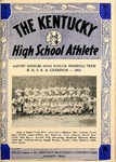 The Kentucky High School Athlete, August 1962
