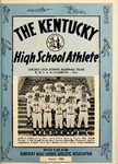 The Kentucky High School Athlete, August 1963