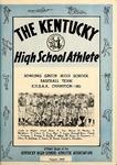 The Kentucky High School Athlete, August 1965