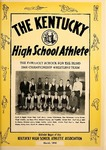 The Kentucky High School Athlete, March 1966