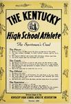 The Kentucky High School Athlete, October 1966