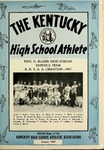 The Kentucky High School Athlete, August 1967