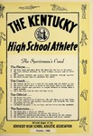 The Kentucky High School Athlete, October 1968