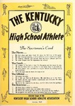The Kentucky High School Athlete, October 1969