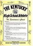 The Kentucky High School Athlete, October 1970