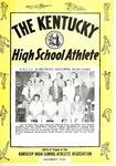 The Kentucky High School Athlete, October 1972