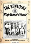 The Kentucky High School Athlete, September 1973