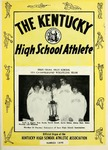 The Kentucky High School Athlete, March 1975