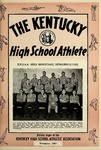 The Kentucky High School Athlete, November 1976