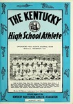 The Kentucky High School Athlete, August 1977