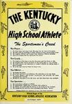 The Kentucky High School Athlete, October 1977