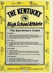 The Kentucky High School Athlete, October 1979