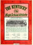The Kentucky High School Athlete, December 1981