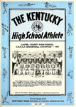 The Kentucky High School Athlete, May 1982