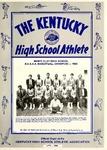 The Kentucky High School Athlete, April 1983