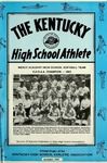 The Kentucky High School Athlete, August 1983