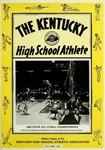 The Kentucky High School Athlete, October 1983