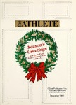 The Athlete, December 1991 by Kentucky High School Athletic Association