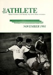 The Athlete, November 1991 by Kentucky High School Athletic Association