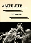 The Athlete, January 1992 by Kentucky High School Athletic Association