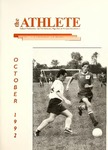 The Athlete, October 1992 by Kentucky High School Athletic Association