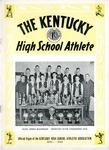 The Kentucky High School Athlete, April 1940