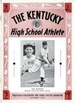 The Kentucky High School Athlete, November 1940