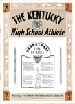 The Kentucky High School Athlete, March 1941
