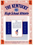 The Kentucky High School Athlete, September 1942