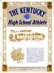 The Kentucky High School Athlete, November 1942